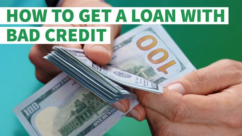 Cheap Loans For Bad Credit >> How To Get A Loan With Bad Credit Gobankingrates