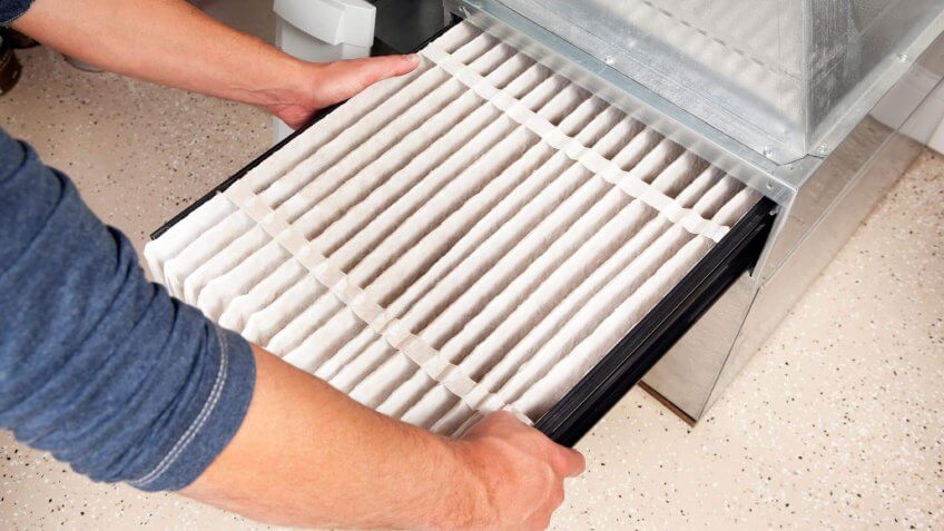 Replace AC Filters