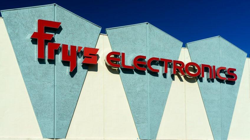 Frys Electronics Price Match