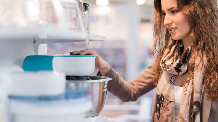 Use Energy-Efficient Appliances