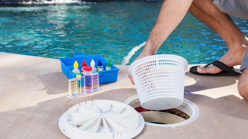 Run Your Pool Filter Less Often