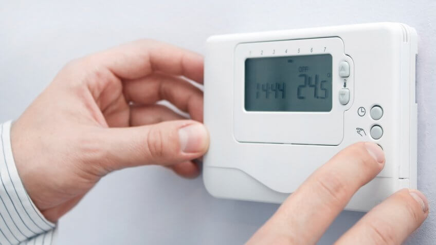Get a Programmable Thermostat