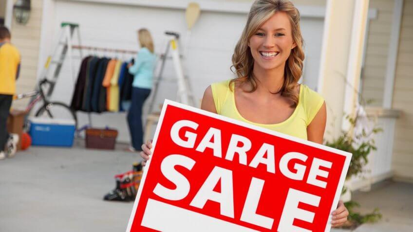 Host a Garage Sale