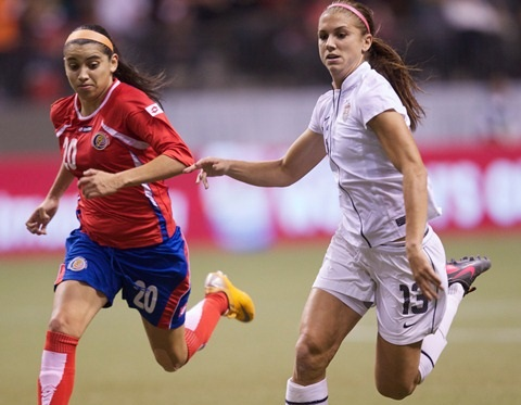 What Alex Morgan and Other U.S. Women's World Cup Stars Are Worth