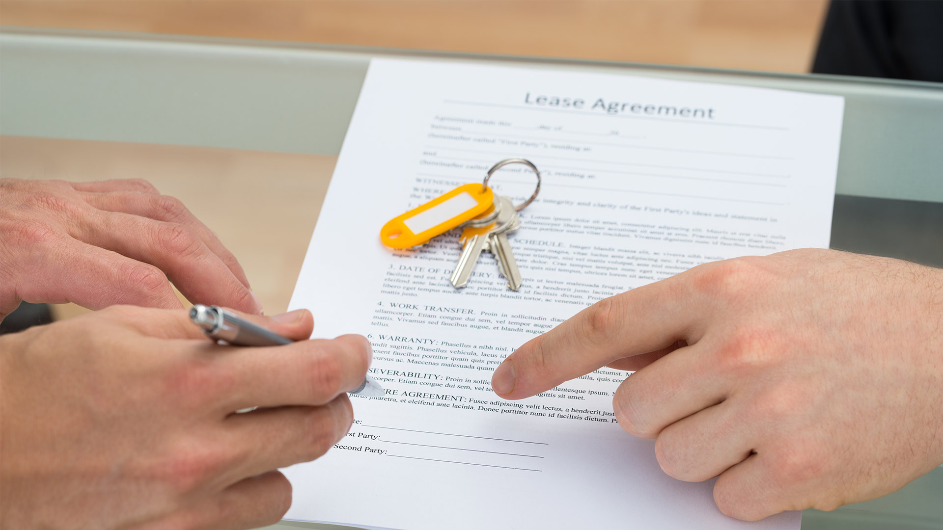 How Breaking A Lease Can Affect Your Credit  Gobankingrates