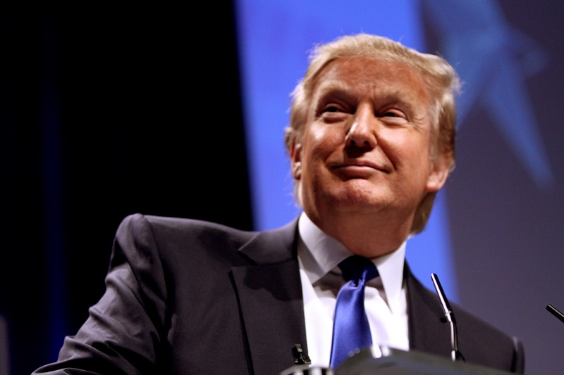 Donald Trump Announces He's Running for President and Reveals $8.74B Net Worth