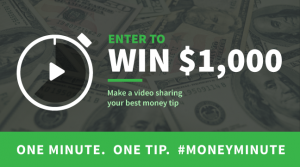 GOBankingRates Launches 2015 Video Contest: Win $1,000 in 1 Minute