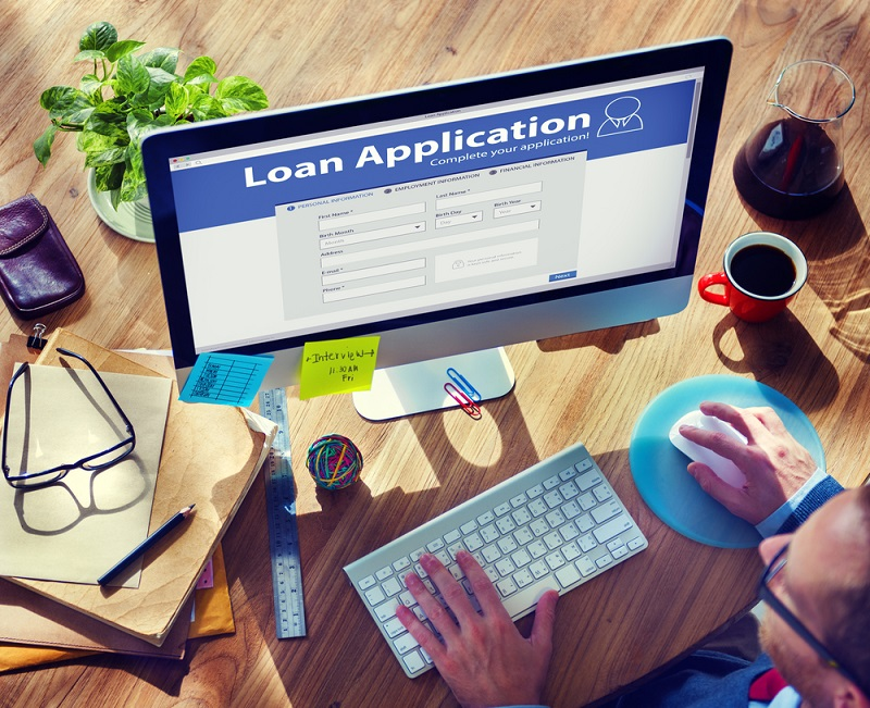 Loan Online Application
