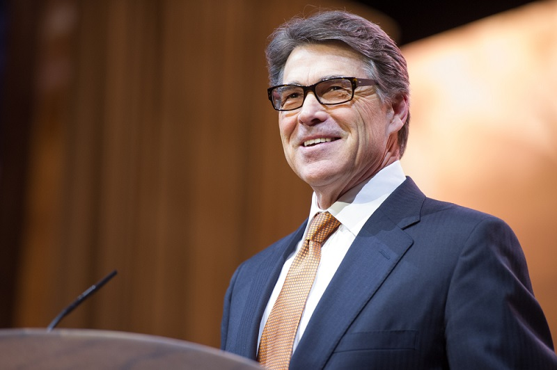 Rick perry running for president
