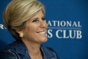 7 Odd Jobs Suze Orman Had Before 'The Suze Orman Show'