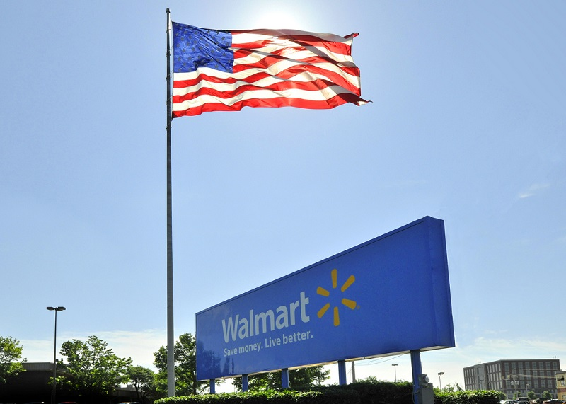 Walmart and Sears No Longer Selling Confederate Flag Merchandise