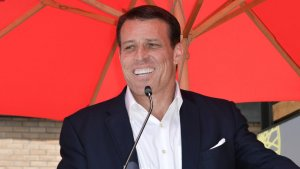 Tony Robbins Shares His Best Advice for Unleashing the Power Within Yourself