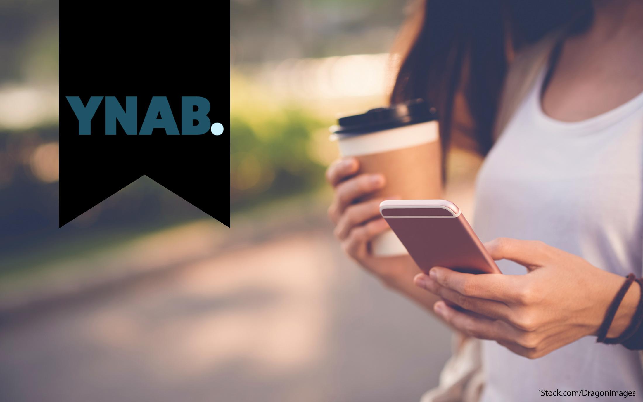 You Need a Budget YNAB app