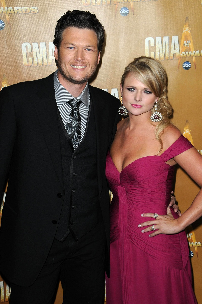 Blake Shelton divorce