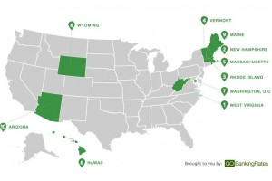 10 Best States for First-Time Home Buyers