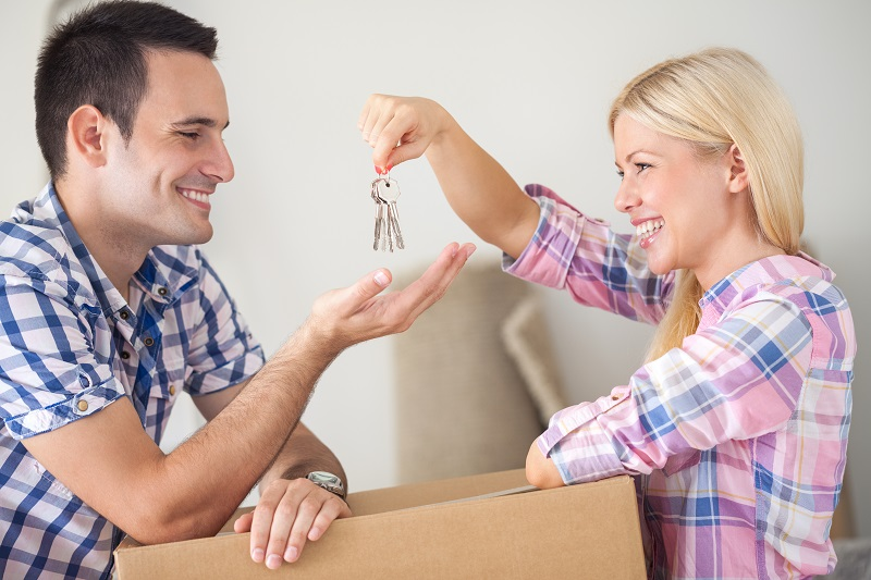 How to Buy Your First Home as a Newlywed Couple