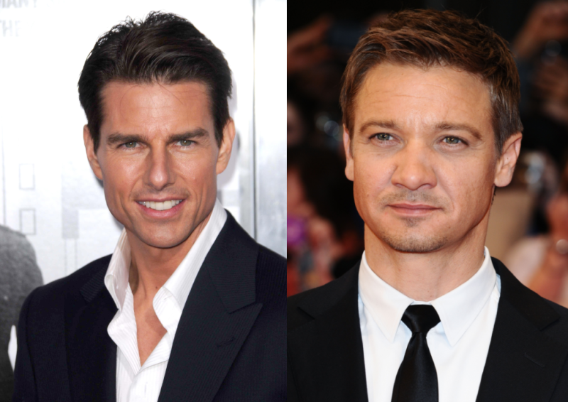 Mission: Impossible – Rogue Nation's Tom Cruise Net Worth Vs. Jeremy Renner Net Worth