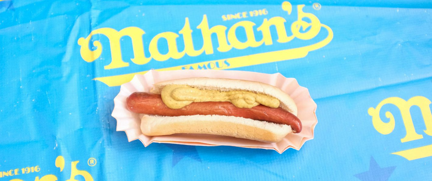Nathan S Hot Dog Contest Prize