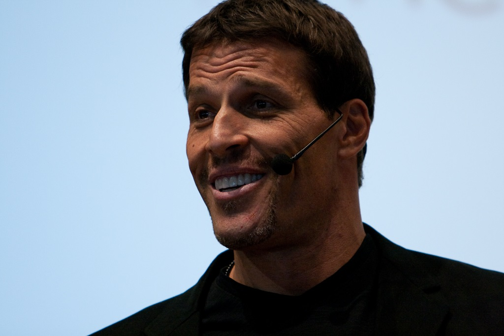 Tony Robbins' Best Advice for 30-Somethings