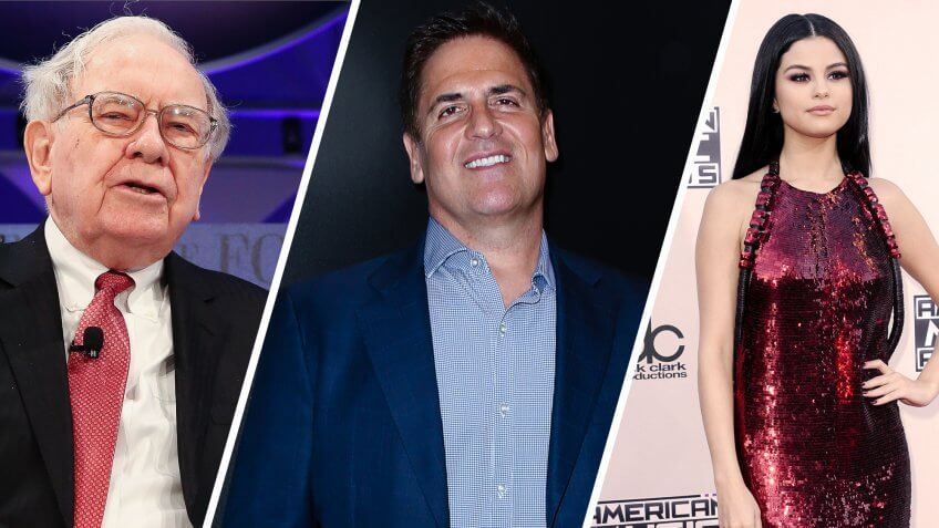 Where Millionaires Like Oprah and Mark Cuban Were in Their 20s