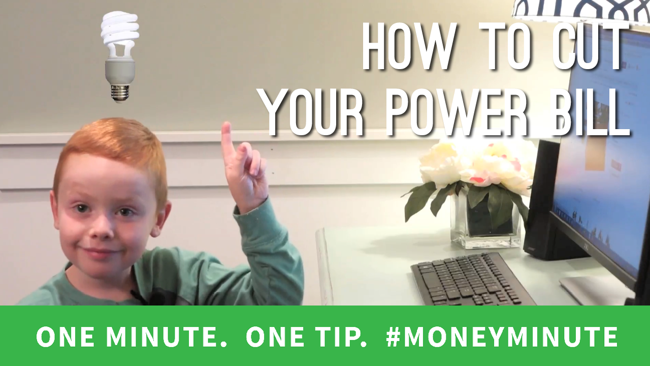 Easy Ways to Cut Down Your Power Bill