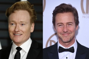 Edward Norton, Conan O'Brien and 17 Other Shockingly Educated Celebrities