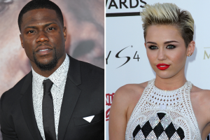 The Richest MTV Video Music Award Hosts From 1984 to 2015: Miley Cyrus Net Worth, Kevin Hart Net Worth and More