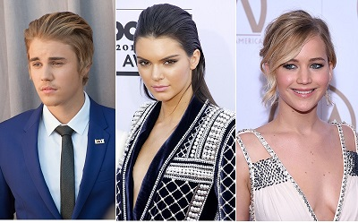 Teen Choice Awards 2015 Winners: Justin Bieber Net Worth, Kendall Jenner Net Worth & Jennifer Lawrence Net Worth