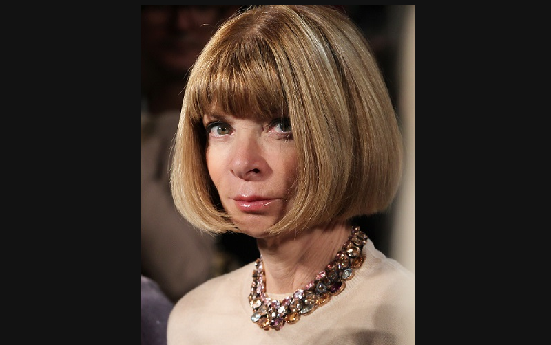anna wintour height weight
