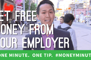 How to Get Free Money From Your Job