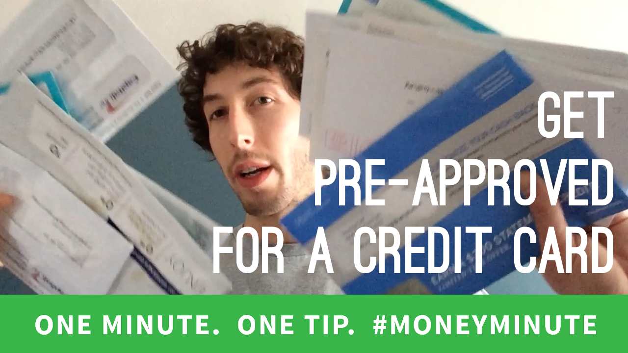 How to Get a Better Credit Card with Pre-Approved Offers