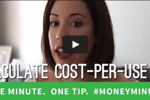 How to Calculate Cost-Per-Use Before Making That Purchase