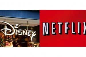 Why Netflix Stock Hits Record Highs as Walt Disney Stock Plummets