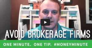 When You Should Skip a Brokerage Firm