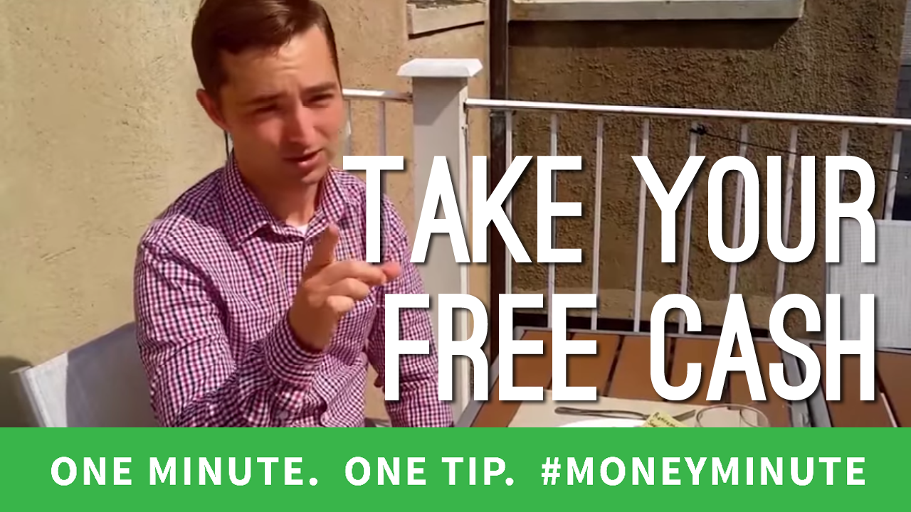 Stop Turning Down Free Money for Retirement