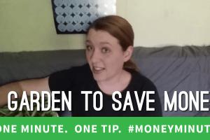 Garden to Save Money