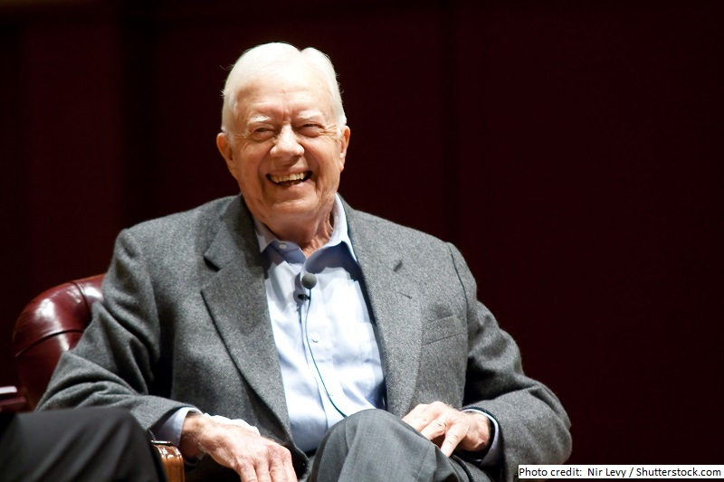 Jimmy Carter Faces the Cost of Melanoma Treatment