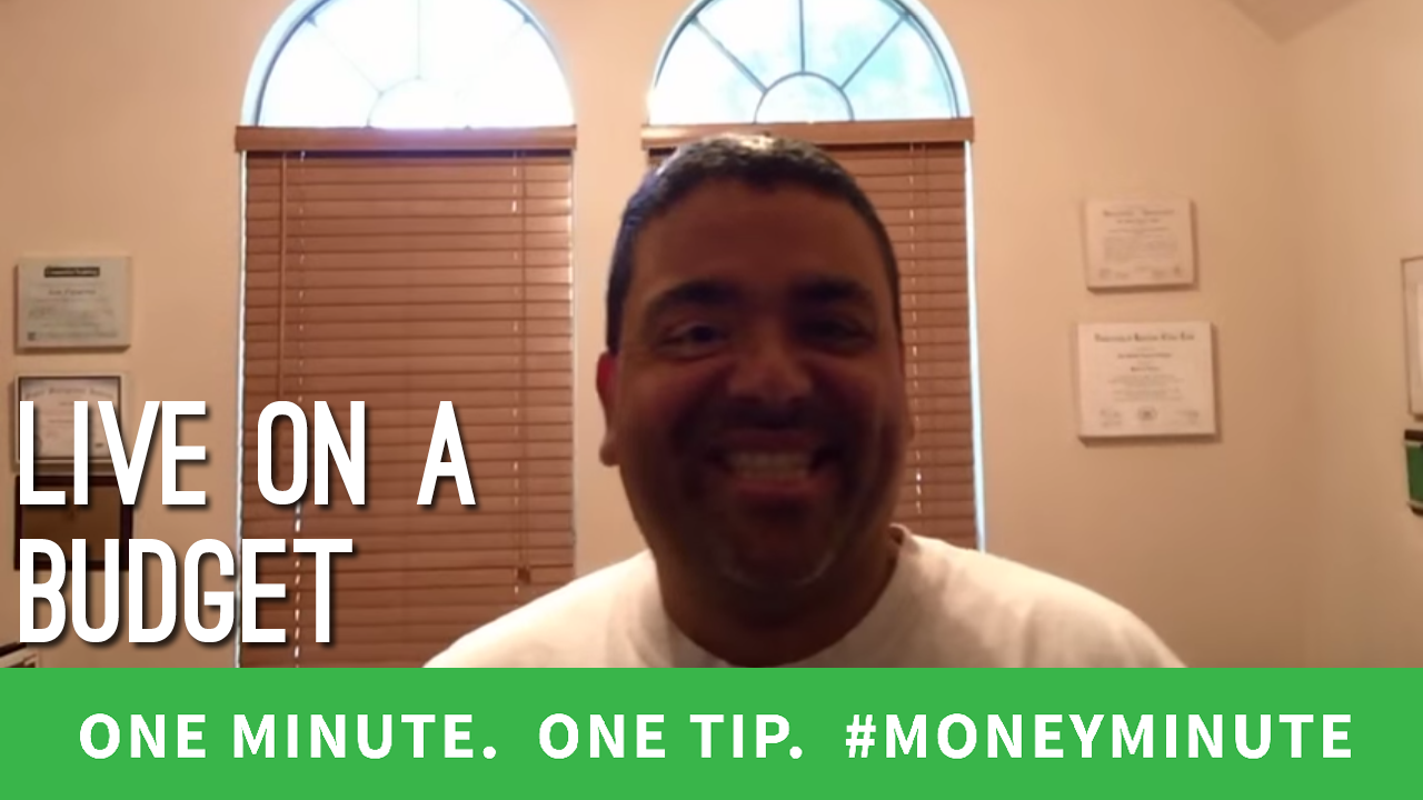How to Take Control of Your Money With a Budget