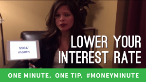 lower your interest rate