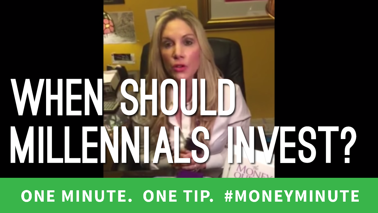 This Is the Perfect Time for Millennials to Start Investing