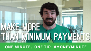 minimum payments