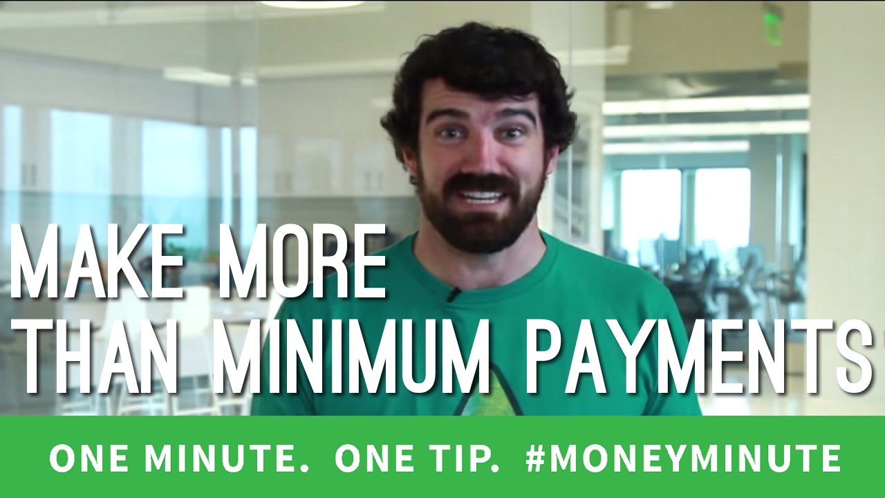 Why You Should Always Pay More Than the Minimum on Your Credit Cards