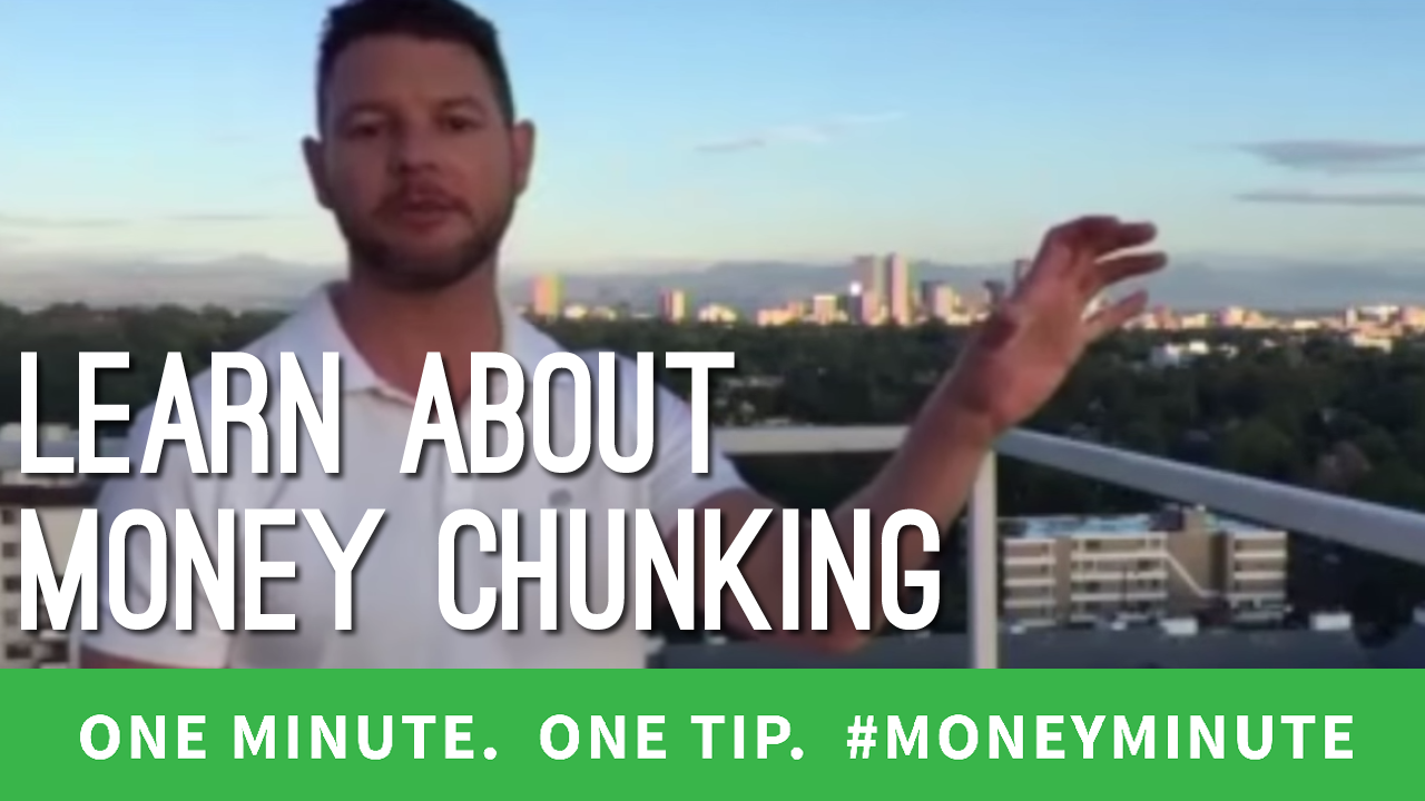 How to Budget Better With Money Chunking