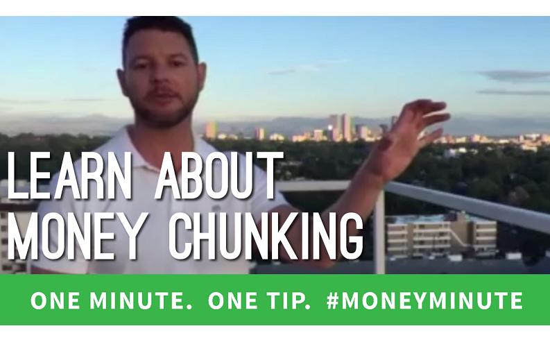 money chunking