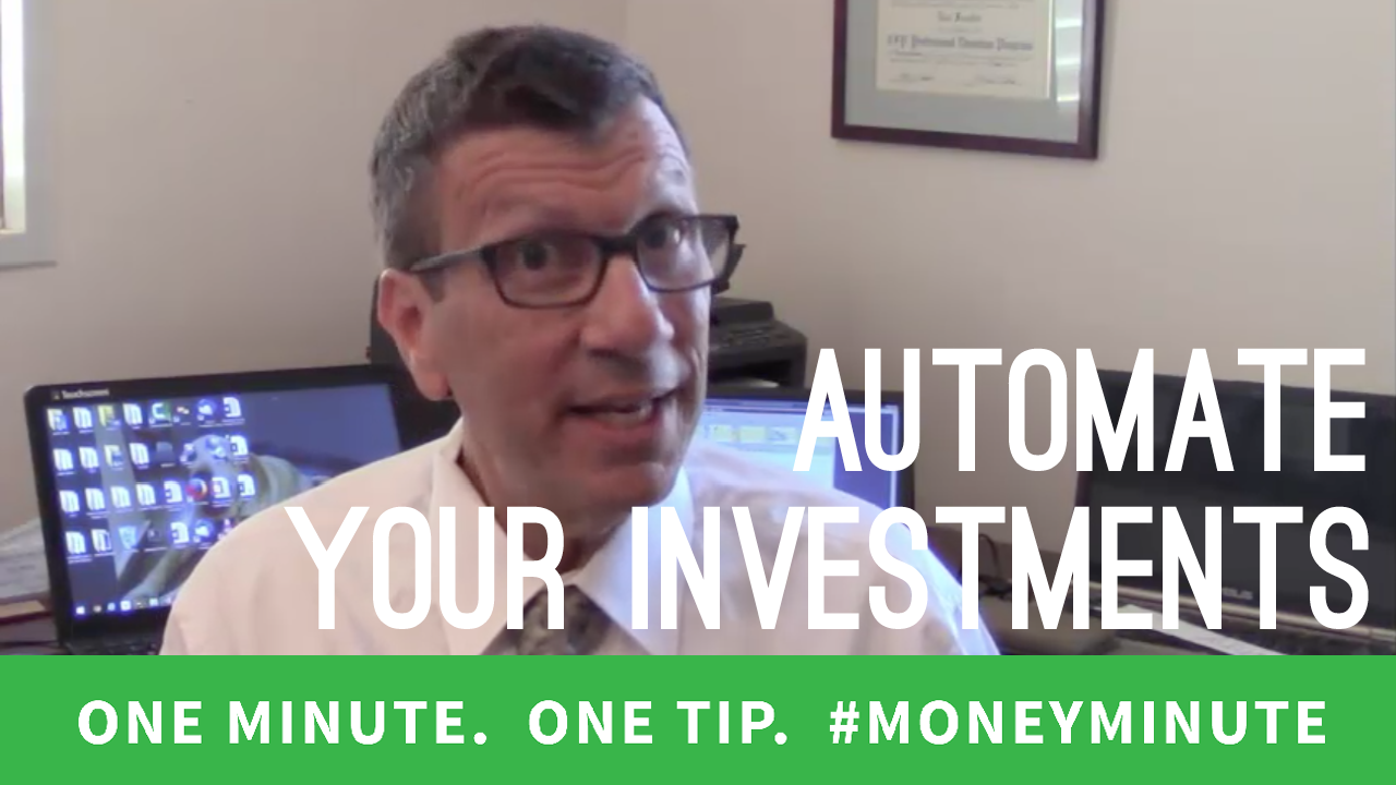 How to Automate Your Investing Strategy