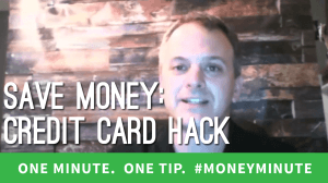 save money credit card hack