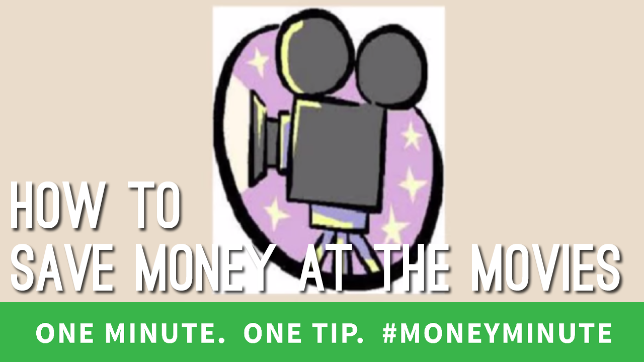 5 Quick Ways to Save Money at the Movie Theater