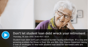 Don't Let Student Loan Debt Wreck Your Retirement