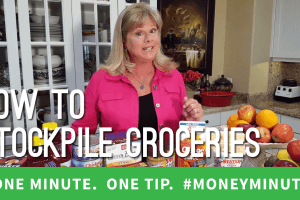 "How ""Investing"" in Bulk Grocery Shopping Saves You Money"
