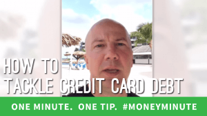 tackle crdit card debt